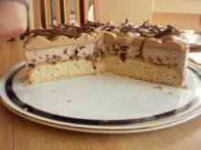 Latte Macchiato - Torte - Rezept