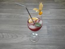 Hugo Oriental - Rezept