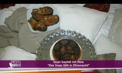 """Iman bayildi"" mit Reis – Der Iman fiel in Ohnmacht (Bahar Kizil) - Rezept"