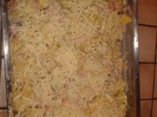 Kartoffel-Käse- Auflauf - Rezept