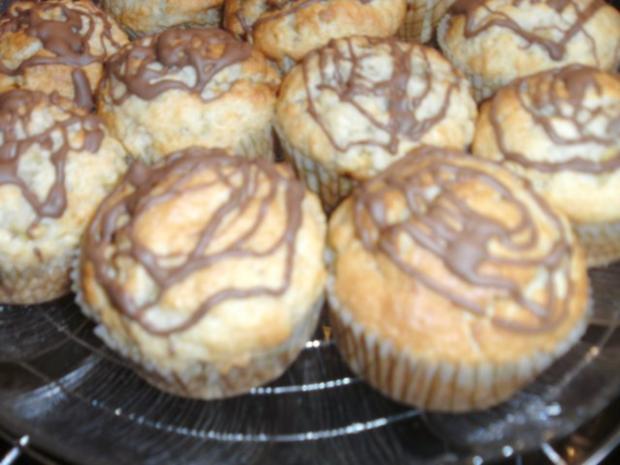 Bananen-Kokos-Muffins - Rezept - Bild Nr. 2