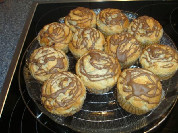 Bananen-Kokos-Muffins - Rezept
