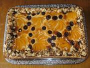Käsekuchen mit Obst - Rezept