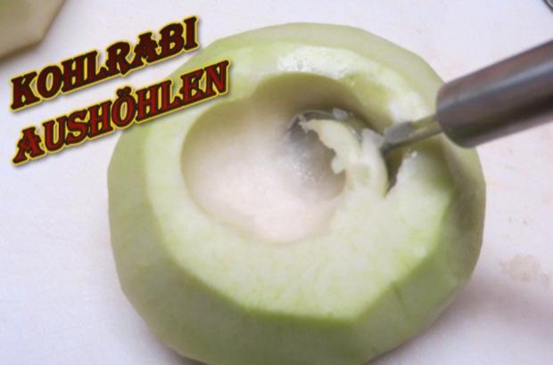 Sisserl's ~ gefüllte Kohlrabi - Rezept - Bild Nr. 4