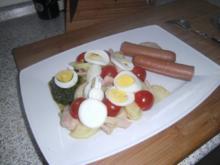 Kartoffelsalat mit Gefügelwurst T2009 - Rezept