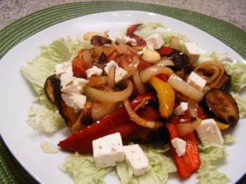 Gegrillter Salat - Rezept