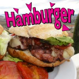 Rotwein - Hamburger - Rezept
