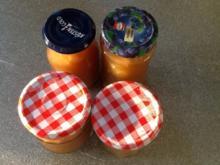 Apfel-Zimt-Amaretto Marmelade - Rezept