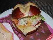 Wiesn-Burger - Rezept