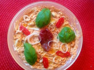 getrocknete Tomatencreme - Rezept