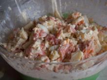 Salat: Six-Pack (Schichtsalat mal anders) - Rezept