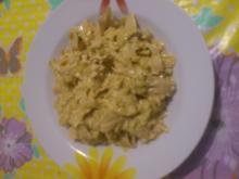 Spitzkohl-Nudel-Tofu-Topf - Rezept