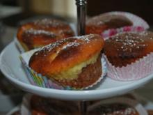 Marmor-Käsekuchen-Muffins - Rezept