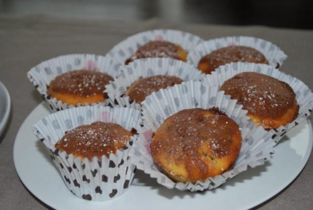 Marmor-Käsekuchen-Muffins - Rezept - Bild Nr. 8
