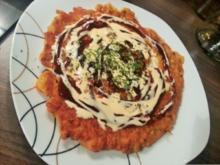 Okonomiyaki nach Kumi's Art - Rezept