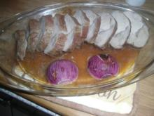 falsches Filet vom Kalb sanftgegart - Rezept