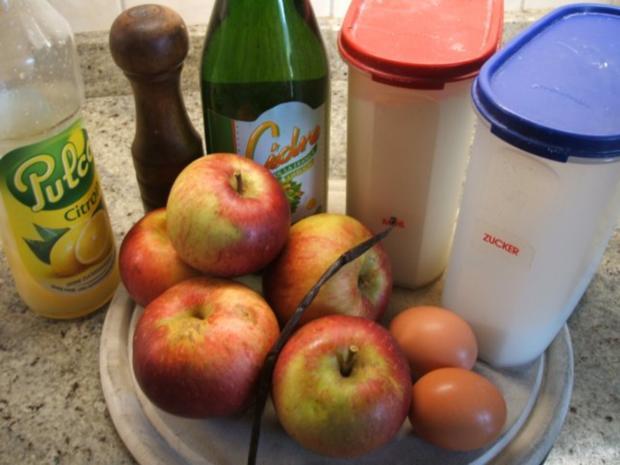 Dessert: Apfelküchle - das 397igste Rezept - Rezept - Bild Nr. 2