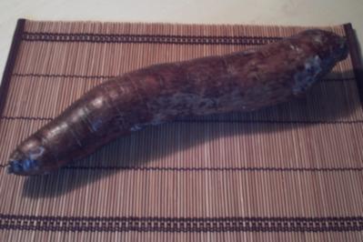 Cassava (Maniok), afrik. Beilage (Kongo/Zaire) - Rezept