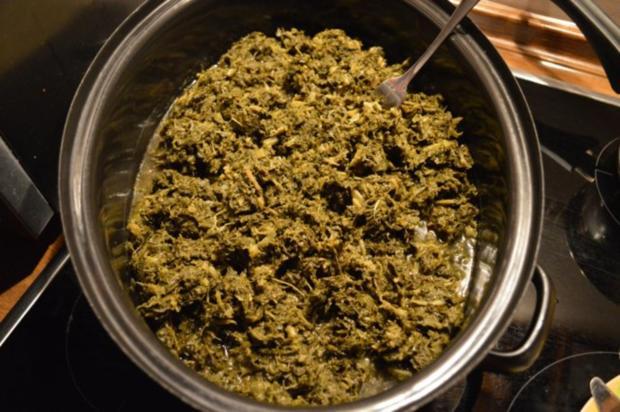 Kassler auf Grünkohl - Rezept - Bild Nr. 2