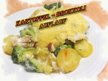 Sisserl's ~ Kartoffel – Brokkoli – Auflauf - Rezept