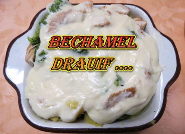 Sisserl's ~ Kartoffel – Brokkoli – Auflauf - Rezept - Bild Nr. 11