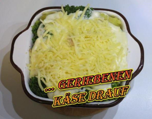 Sisserl's ~ Kartoffel – Brokkoli – Auflauf - Rezept - Bild Nr. 12