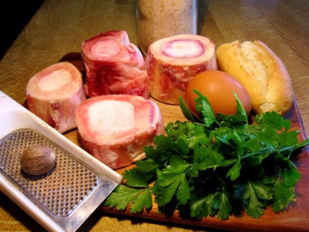 Gemüsesuppe mit Mark-Klößchen - Rezept - Bild Nr. 3