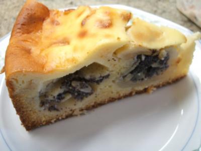 Backen: Bratapfelkuchen - für meine liebe Jana zum Geburtstag ;-))))) - Rezept