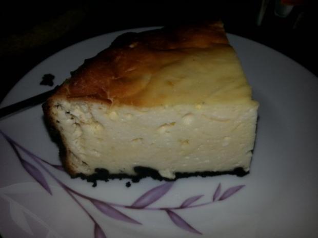 Mini Oreo-Cheesecake für 18cm - Rezept