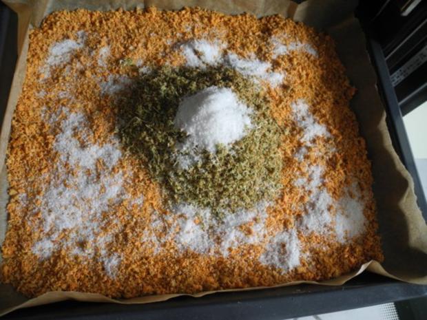 Vorräte :  Karotten - Gemüse - Salz - Rezept - Bild Nr. 6