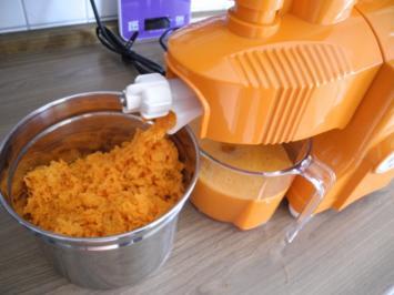 Rezept: Vorräte :  Karotten - Gemüse - Salz