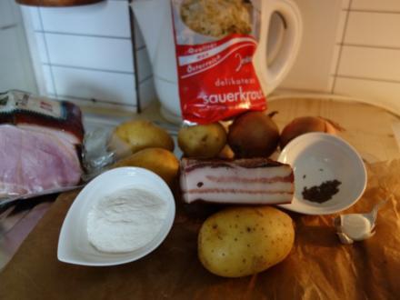 Sauerkraut auf Waltl`s Art und Weise - Rezept