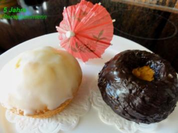 Muffin:  feine ZITRONENSAND - Mini - Gugelhupf - Rezept