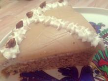 Haselnuss-Marzipan-Torte - Rezept