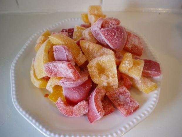 Paprika Lauch Zwiebel Soße - Rezept - Bild Nr. 2