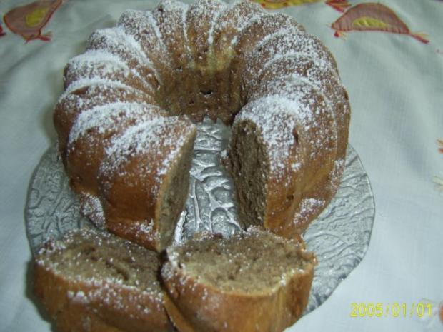 Kuchen Bananen Gugelhupf Rezept Mit Bild Kochbar De