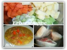 BiNe` S ERBSENSUPPE - Rezept