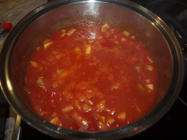 Zucchini Letscho - Rezept - Bild Nr. 6