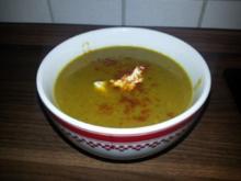 Currysuppe - Rezept