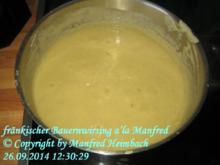Gemüse – fränkischer Bauernwirsing a'la Manfred - Rezept