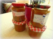 Aprikosen-Vanille-Marmelade mit Thermomix - Rezept