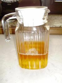 Rezept: braune Butter (Nussbutter)