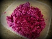 Rohkost: Apfel-Rotkohl-Salat mit dem Thermomix - Rezept