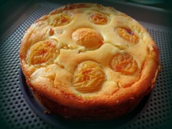 Mini Aprikosen-Käse-Kuchen mit dem Thermomix - Rezept
