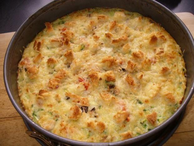 Zucchini Frittata - Rezept - Bild Nr. 5