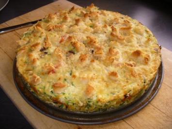 Zucchini Frittata - Rezept
