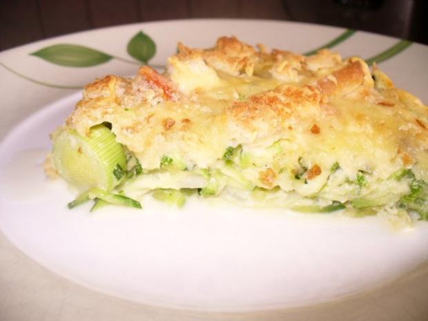 Zucchini Frittata - Rezept - Bild Nr. 4