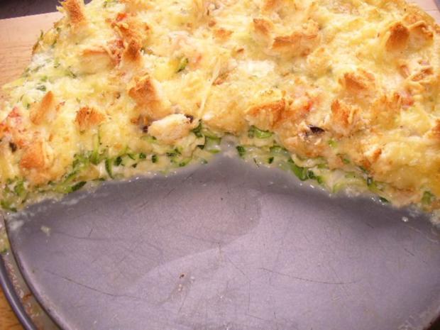 Zucchini Frittata - Rezept - Bild Nr. 3