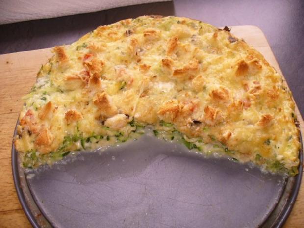 Zucchini Frittata - Rezept - Bild Nr. 2