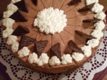 After-Eight-Torte - Rezept
